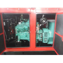 Générateur diesel 16kw-1200kw ouvert / silencieux / type de remorque alimenté par cummins