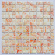 Carrelage mosaïque 3D avec Iridium