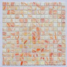 Azulejo mosaico 3D com irídio