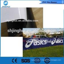 Bannière volante de nobori japonais de haute qualité faite sur commande pour la publicité