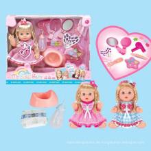 """14 """"Mädchen Spielzeug Babypuppen Spielzeug Großhandel mit Sound"""