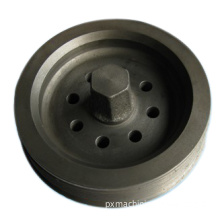 Investment Casting Steel Pulley
