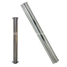 Boîtier à membrane en acier inoxydable 4080 pour usine RO