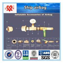 8 capas de goma hizo Marine Salvage Airbag