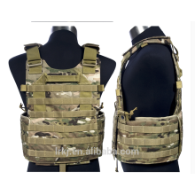 Tactical Paintball Combate Soft Gear Molle Airsoft Militar Vest
