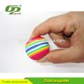 Pelota de golf de golf personalizada bola de golf / golf bola de golf / espuma de golf
