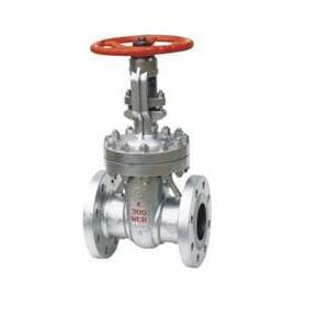 Design de coin Split Cast Steel Gate Valve