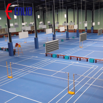 BWF Approved Badminton Court Floor