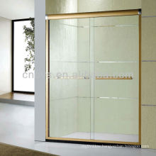 new model simple sliding shower cabin