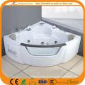 Double People Corner Indoor Jacuzzi Badewanne für Dusche (CL-350)