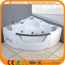 Banheiras pequenas da massagem do canto do tamanho (CL-350)