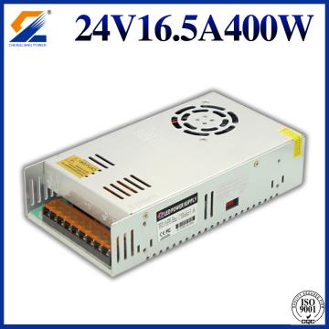 24V 16.5A 400W SMPS pour LED Strip Light