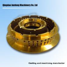 ShanDong casting burner Brass casting