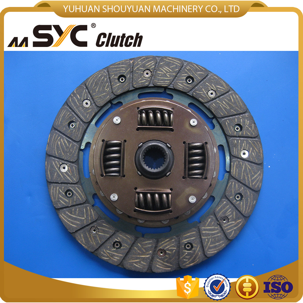 Clutch Disc Assembly
