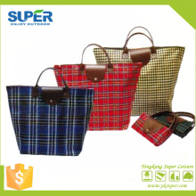 Saco de compras dobrável impermeável (SP-401)