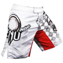 Shorts de encargo de la lucha de MMA Artes al por mayor que equipan los cortocircuitos del boxeo