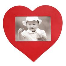 New Design Heart-Shaped Photo Frame for Gift