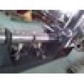 Máquina del estirador de solo tornillo granulador de Masterbatch plástico mini