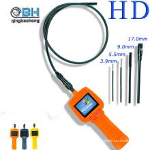 Endoscope minuscule de 3.9mm 5.5mm avec le moniteur de couleur de 2.4 pouces