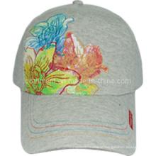 High Quality Fashion Print Embroidery Sports Cap Hat (TRSDB03)