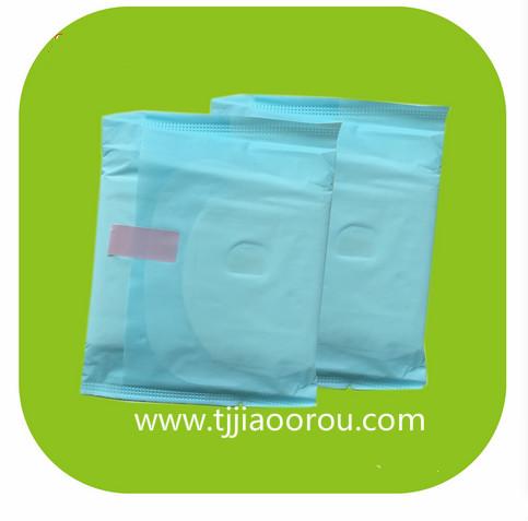 blue core sanitary towel