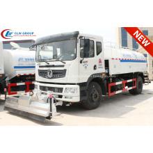 Camión de inyección de agua a alta presión 2019 DFAC 8000 litros