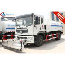 Caminhão jorrando da água de alta pressão de 2019 DFAC 8000litres