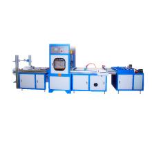 Soldadora automática de alta frecuencia para productos de PVC.
