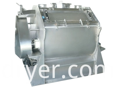 Stainless Steel 316 Paddle Mixer