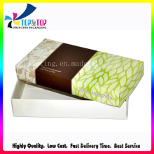 High Quality Box with Lid Recycle Paper Fancy Gift Box