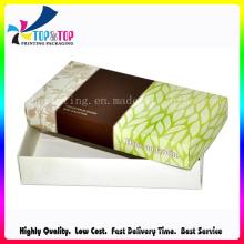Caixa de papelão de embalagem de papel impresso completo