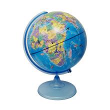 Дети изучают географию сафари по земному шару