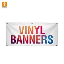 Christmas day Durable PVC Banner In Outdoor Advertising