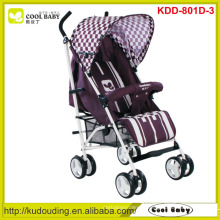 Carrinho de criança novo do bebê do guarda-chuva, carrinho de bebê portátil leve