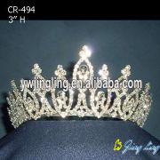 Hair Ornaments rhinestone crowns tiaras