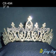 Hair Ornaments rhinestone crowns tiaras