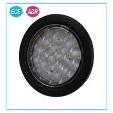 Lámpara de señal de vuelta redonda del LED para el carro