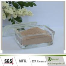 Lignosulfonato de calcio aditivo químico (MG)