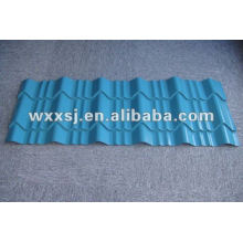 prepainted galvanized glaze roof tile sheet