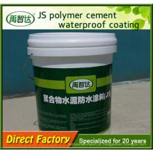 Revestimento impermeável quente do poliuretano da proteção de ambiente das vendas para materiais de construção