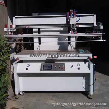 Vacuum Adsorption Electric Large Flat Screen Printer for Glass