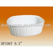 Fábrica al por mayor de 9.3 pulgadas porcelánico panadero