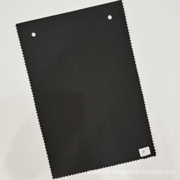 Black Dots Fashion Glove Leather