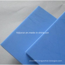 100% Virgin Actcel POM Delrin Sheet in Blue Color