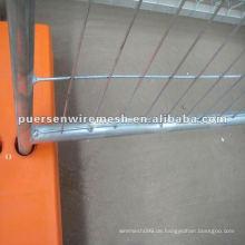 Temporärer Zaun / Metallbau Barrier Manufacturing
