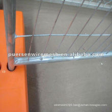 Temporary Fence / Metal Construction Barrier Manufacturing