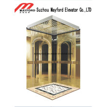 Hairless Stainless Steel Passenger Elevator with Good Price