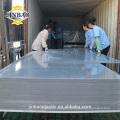 1220x2440mm 3mm 6mm white gray rigid pvc laminate flooring