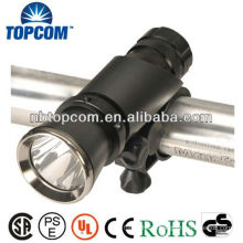 1W LED Bike Lights Bicycle Flashlight