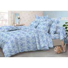 100% Polyester-Pigment-Druckgewebe für Bettwäsche-Set